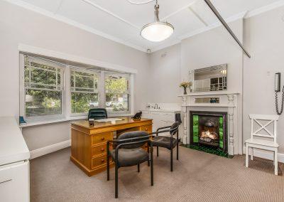 Reception at Rooms at Union Road Specialist Centre, Surrey Hills, Victoria