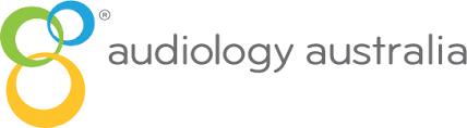 Audiology Australia logo at Union Road Specialist Centre, Surrey Hills